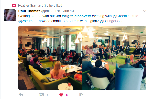 Digital Discovery: which charities are winning at digital?