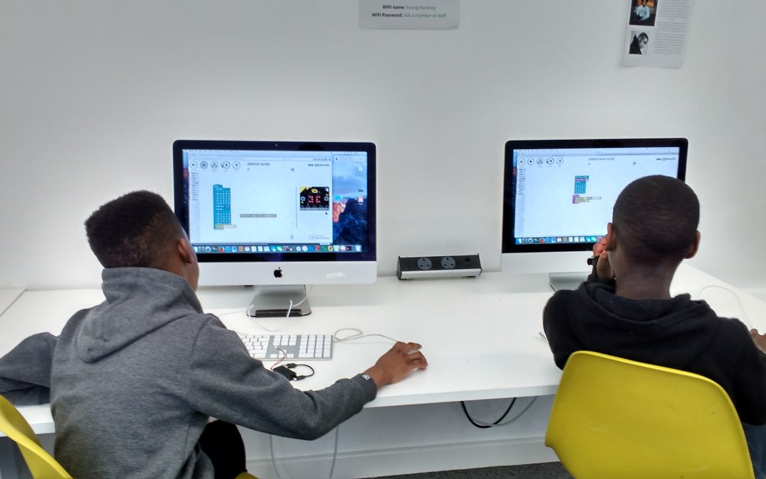 Engaging the UK's most digitally disadvantaged young people with third sector support