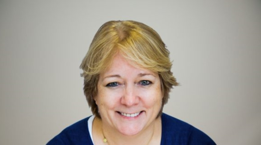 Caroline Harper, CEO of Sightsavers